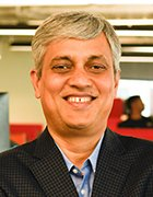 Sudhir Jha, head of Brighterion and senior vice president at Mastercard