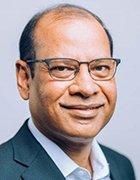 Anupam Khare, Oshkosh Corp. senior vice president and CIO of digital technology