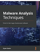 Malware Analysis Techniques book cover
