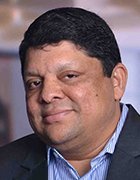 Vijay Nidumolu, EY managing director
