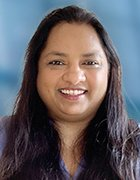 Nandita Nityanandam, marketing director at Synoptek