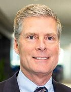 Bob Olwig, vice president of corporate business development at World Wide Technology