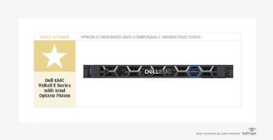 Dell EMC VxRail E Series with Intel Optane PMem