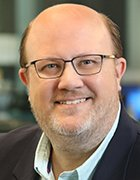 Headshot of Robert Prigge, Jumio CEO