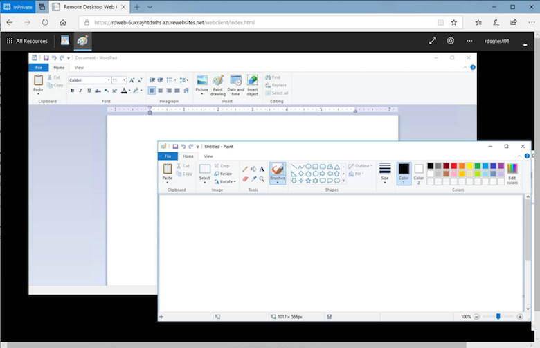 An overview of multi-tenancy in Remote Desktop modern