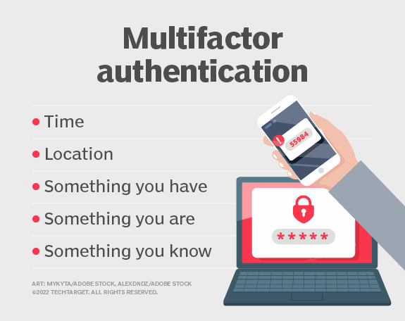 What is multifactor authentication (MFA)? - Definition from