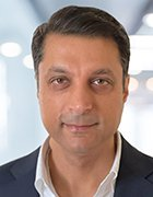 Mihir Shah, CEO of StorCentric