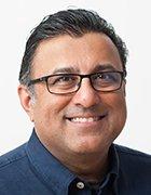 Snehanshu Shah, managing director of SAP partnership, Google