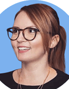 Iulia Smeria, vice president of global marketing, brand and content at OSF Digital