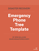 free emergency phone<br /> tree template