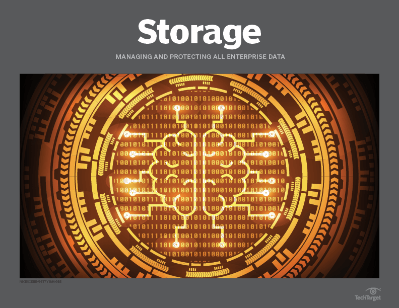 Storage Technology information, news and tips - SearchStorage