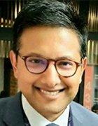 Rahul Talwar head shot