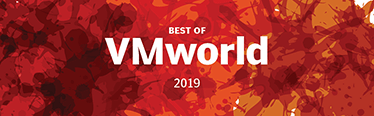 Best of VMworld 2019