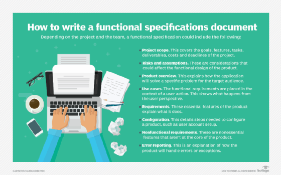 What Is A Functional Specification Document