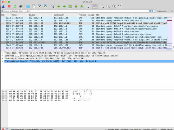 Wireshark tutorial: How to use Wireshark to sniff network