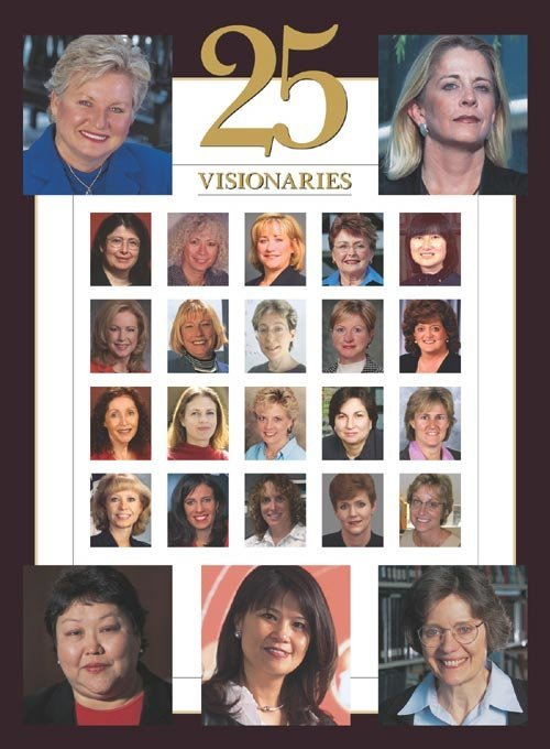 September 2003: Women of information security - Information Security magazine