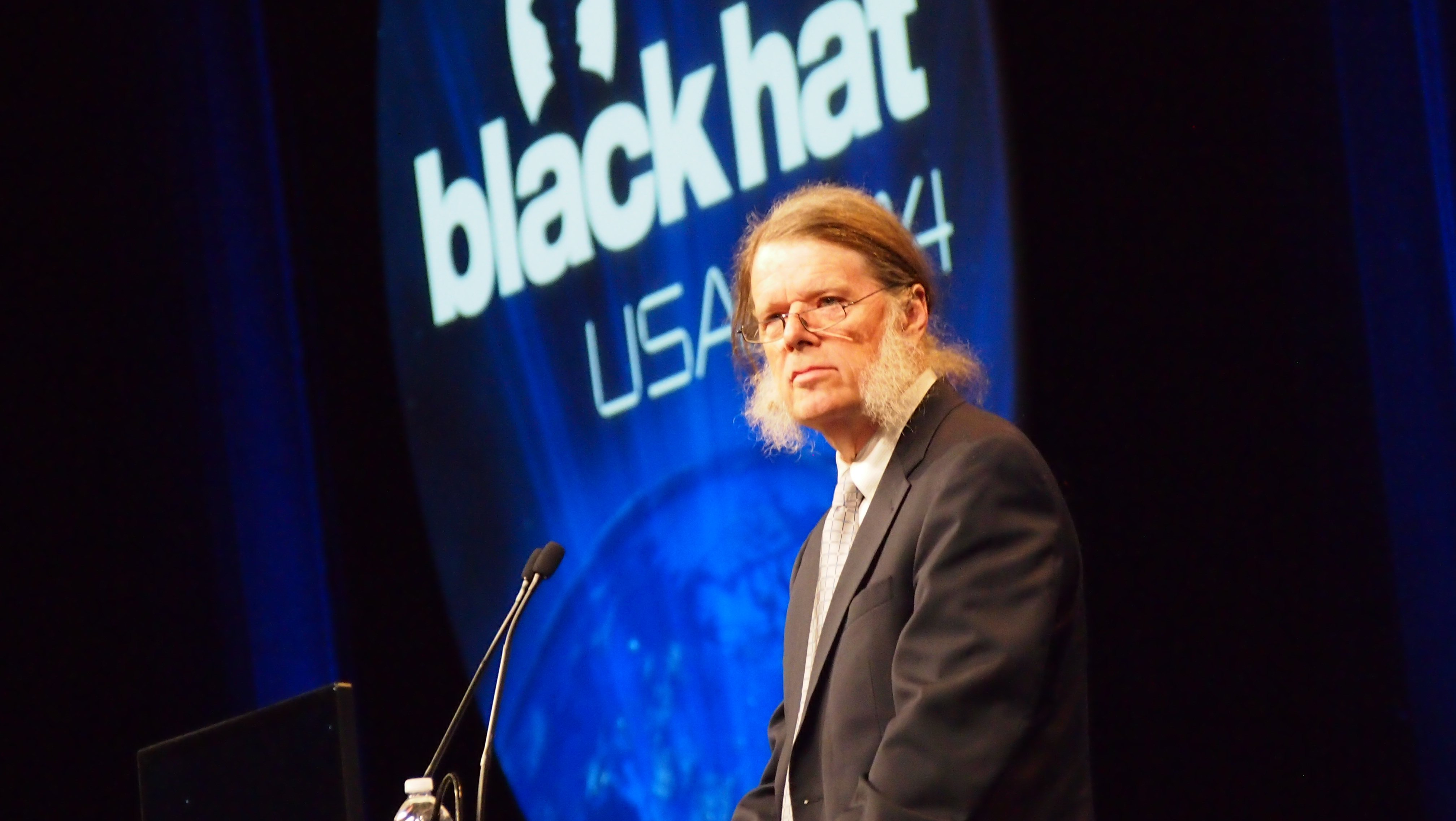 Security luminary Dan Geer keynotes Black Hat 2014.