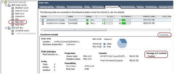 vSphere Storage I/O Control: What it does and how to