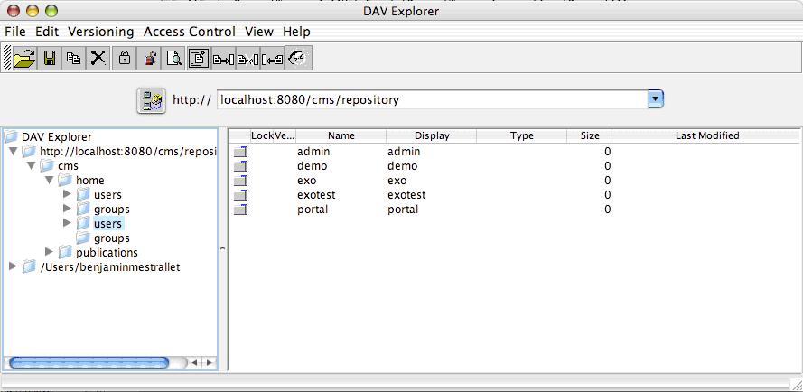 eXo Platform v2, Portal, JCR, ECM, Groupware and Business