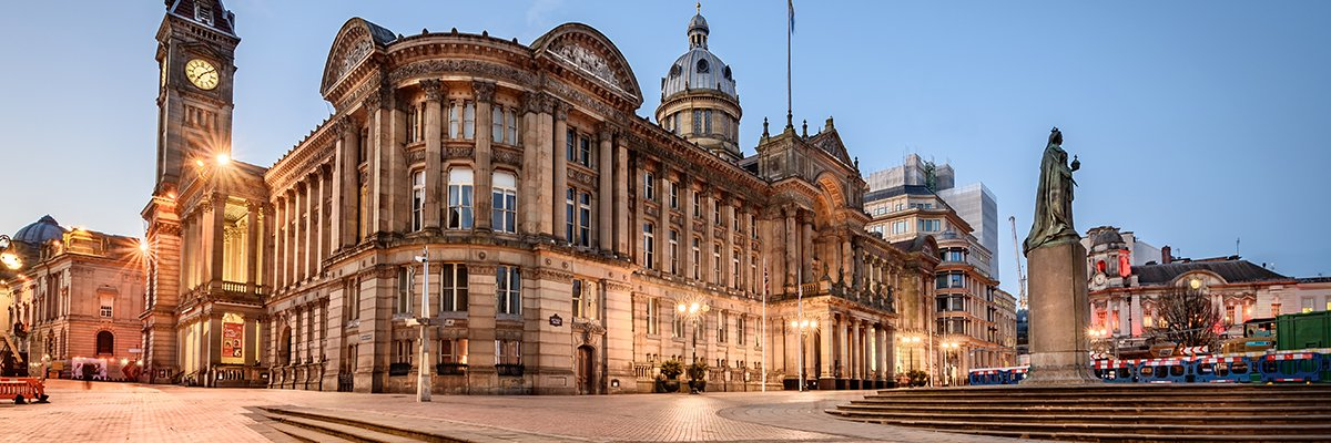 Birmingham, Dudley councils accelerate 5G roll-out