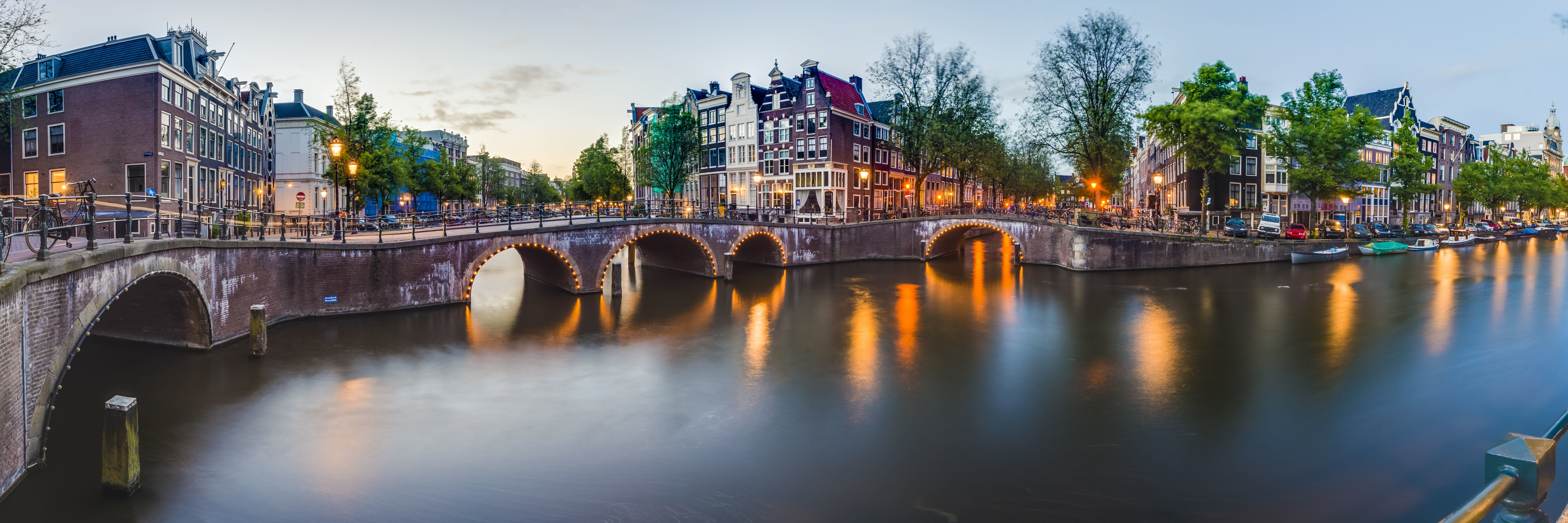Fibre Networks Help Amsterdam To Modernise Historic Canal