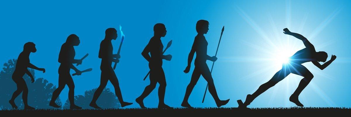Digital transformation or digital evolution?