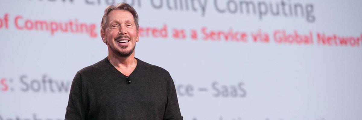 Oracle Open World 2019: Ellison states 'fully autonomous cloud' as ...