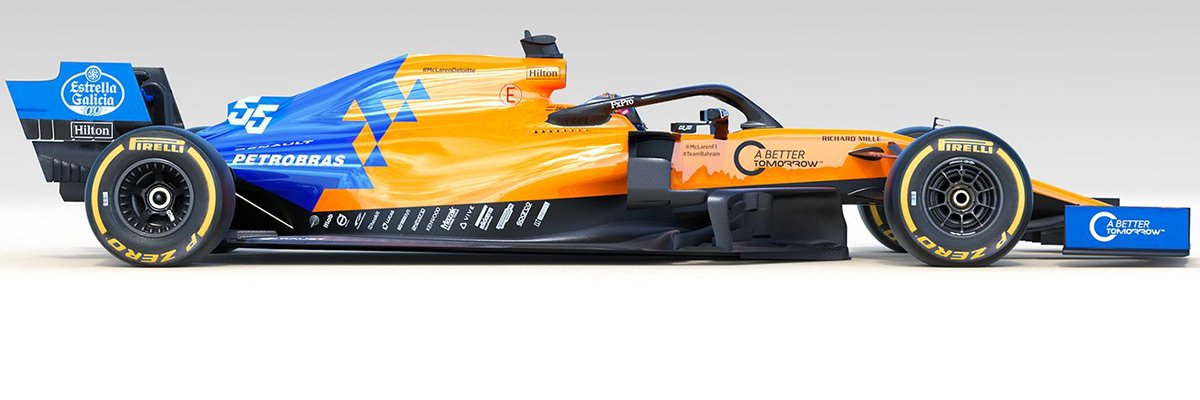 Darktrace signs to McLaren for 2020 F1 season