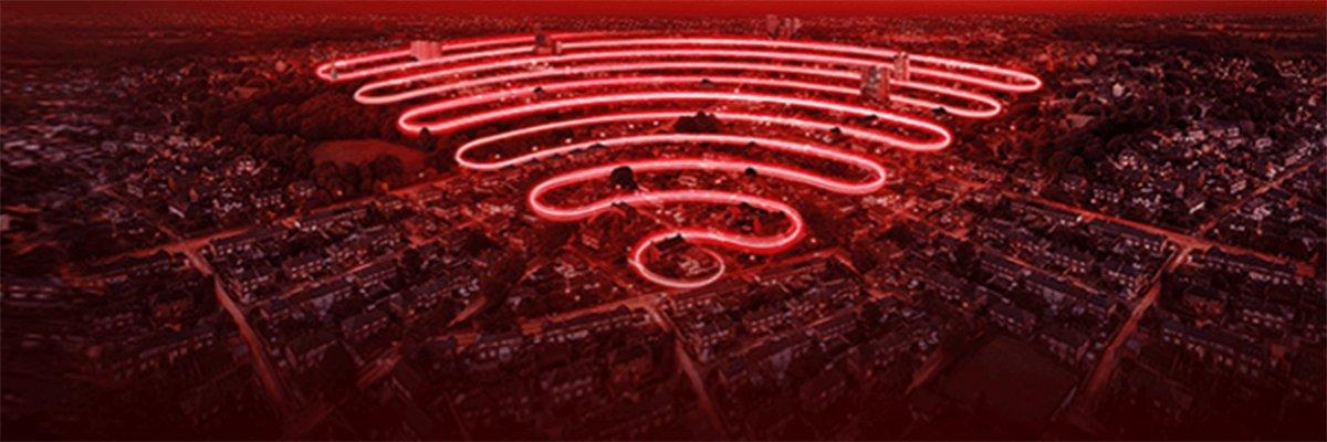 Vodafone unveils 'instant' Wi-Fi
