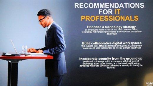 Empfehlungen zu Technologiestrategie, digitalen Arbeitsplätzen und IT-Sicherheit.