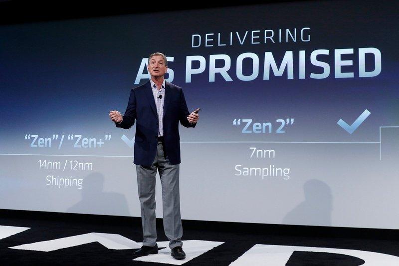 Mark Papermaster, CTO d'AMD