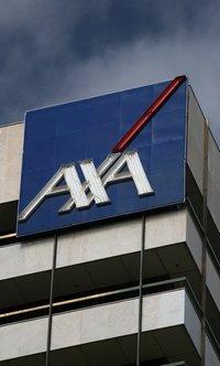 Tour Axa logo