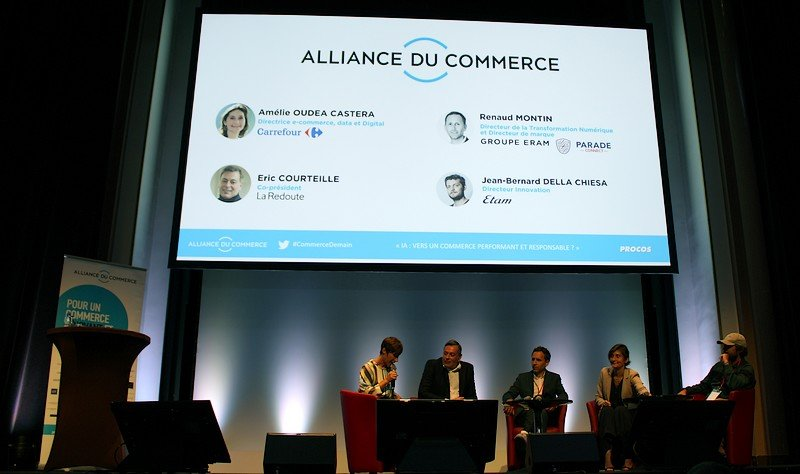 Rencontre annuelle de l'Alliance du Commerce - novembre 2018