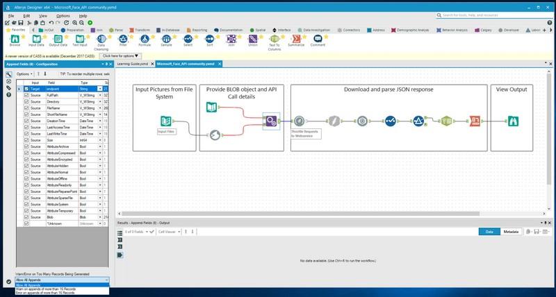 La préparation de données dans Alteryx Designer, le point fort de la solution de l'éditeur.
