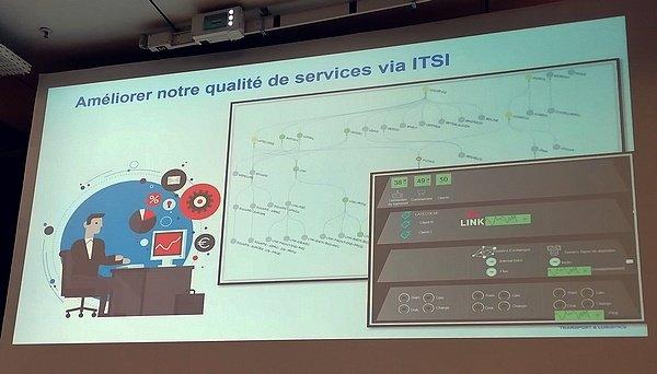 POC sur l'outil ITSI - Bolloré Logistics