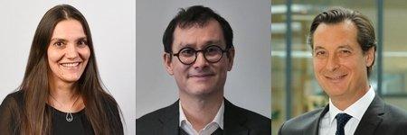 Angélique Bidault-Verliac - SNCF, Vincent Cadoret - Keolis, Fabrice Otaño - Carat