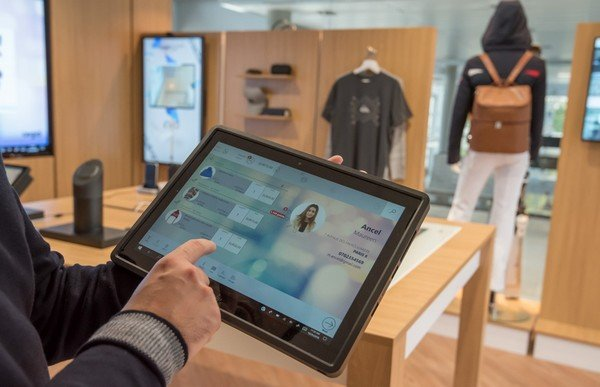 Cegid_innovation Store Shopping