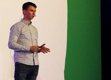 Sébastien Morier, Device User Experience Leader for Retail chez Decathlon, a présenté le déploiement des Chromebook lors de la conférence Google Summit Paris, en juin 2019.