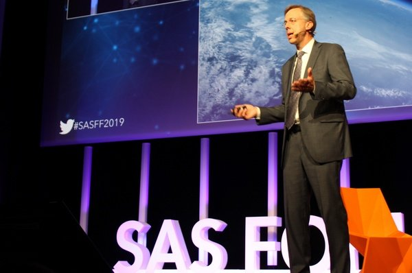 Randy Guard, Executive Vice President - SAS Forum 2019