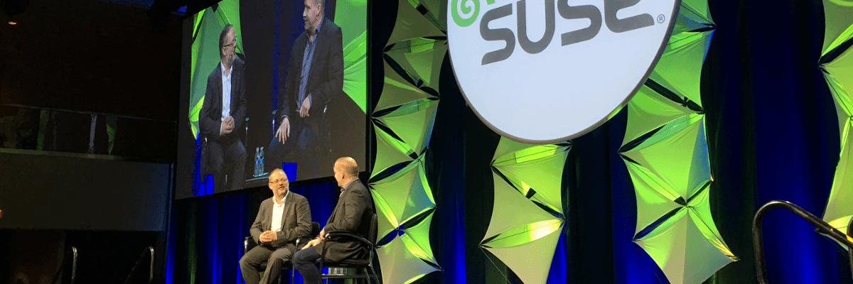 How Suse is taking open source deeper into the enterprise