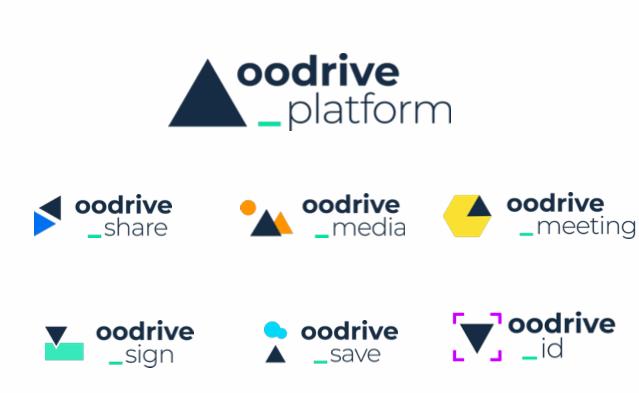Résumé visuel de la nouvelle oodrive_platform