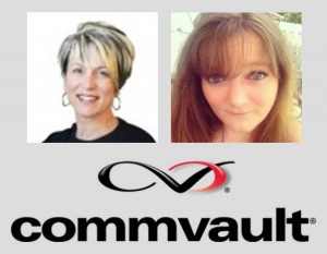 data-driven marketing with CommVault