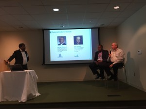 boston roi summit panel