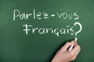 in-language content strategy in france